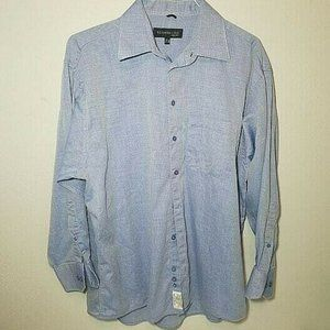 Kenneth Cole New York Mens Button Down Shirt